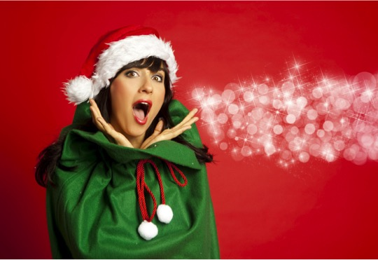 Überraschung Weihnachten Winter Sack Geschenke Nikolaus
